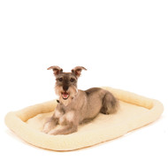 intermediate fleece crate pad