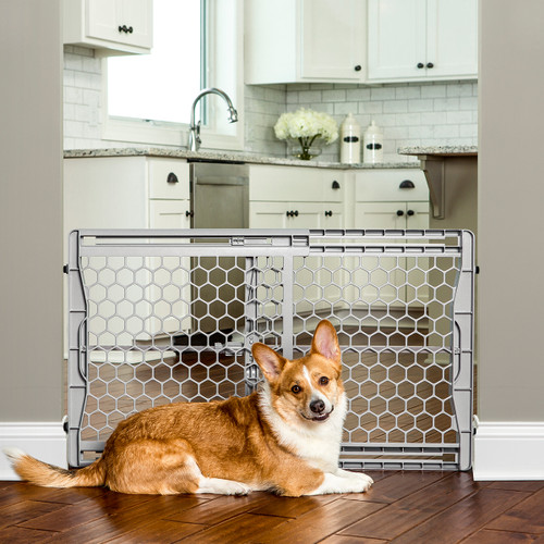Plastic Dog Gate