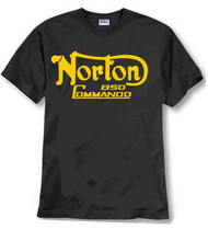 NORTON 850 commando shirt