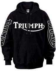Triumph pullover hoodie