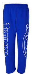 Triumph sweat Pants (Royal/White)