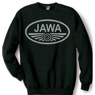 Jawa sweatshirt (steel grey/black)