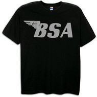 BSA z tee gunmetal/black
