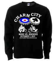 Charm City Mods/Rockers sweatshirt