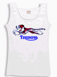 Triumph tank top (flying tiger)