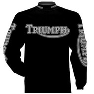 Triumph  Jersey loaded (blk/gunmetal grey)