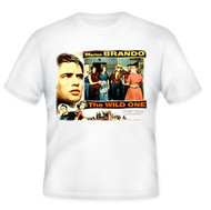 Wild One movie poster shirt
