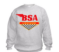 Custom BSA sweatshirt