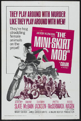 Mini Skirt mob movie poster shirt