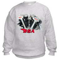 BSA V-twin sweatshirt