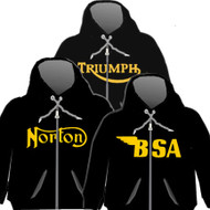 NEW!!! ZIPPERED HOODIES!!!