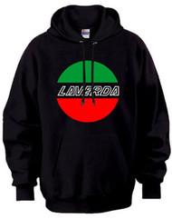 LAVERDA hooded sweatshirt
