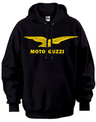 MOTO GUZZI Hooded sweatshirt