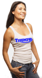 TRIUMPH ladies tank top
