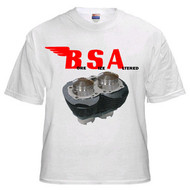 BSA tee shirt (BIG BORE)
