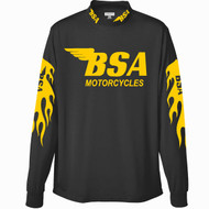 BSA motorcycle jersey