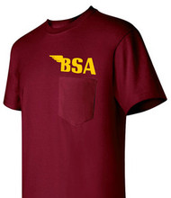 BSA pocket tee shirt