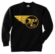 BSA sweatshirt (golden flash)