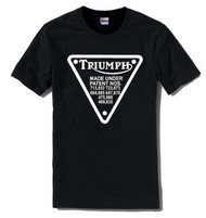 TRIUMPH tee shirt (patent plate)