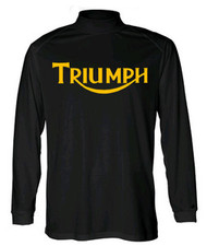 TRIUMPH nulogo Jersey (front & back only)