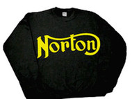 NORTON sweatshirt (black/gold)