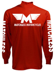 MATCHLESS motorcycle longsleeve Jersey