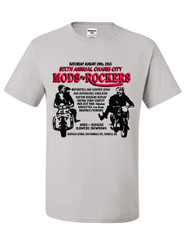 Mods VS Rockers 2015