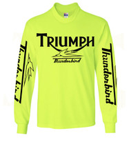 high visibility Triumph jersey