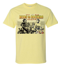 mods vs rockers tee shirt