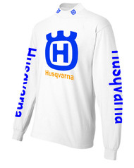 HUSQVARNA custom riding jersey