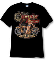Ride a classic tee