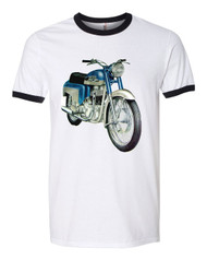 Norton artwork tee
