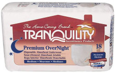 Tranquility Premium Overnight Protective Underwear