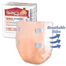 Tranquility Slimline Breathable adult diapers