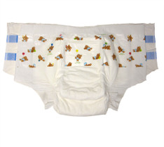 Bambino Teddy Adult Diapers