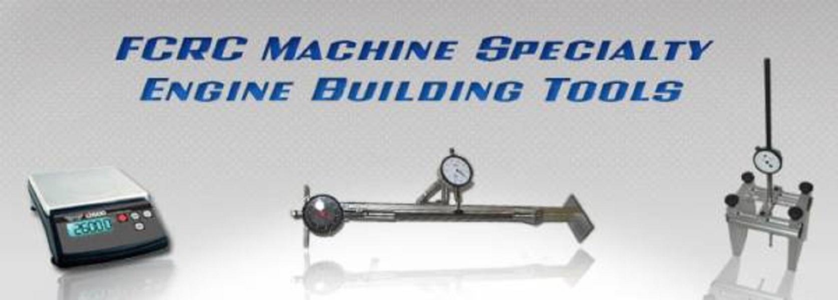 fcrc machine