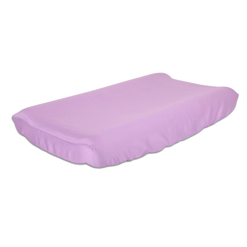 Purple (Solid) Changing Pad Cover