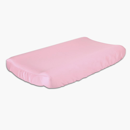 Pink (Solid) Changing Pad Cover