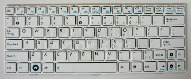 ASUS 1000HE Keyboard