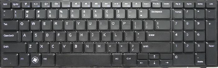 Dell Studio Laptop Keyboard Keys