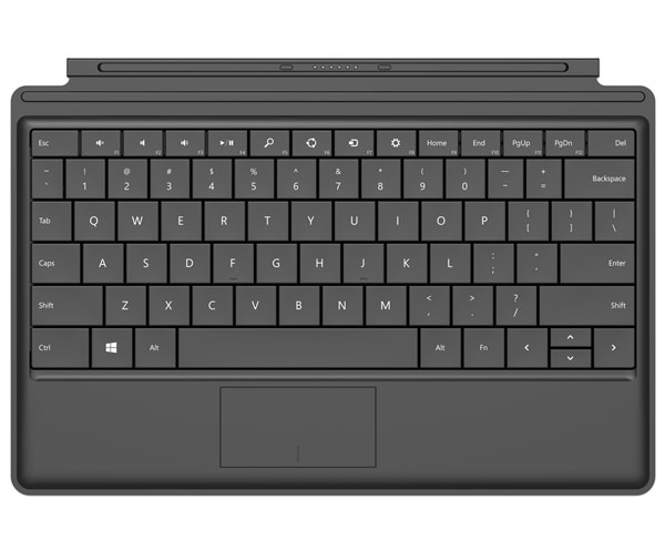 Microsoft Surface Type Cover Keyboard Key Replacement