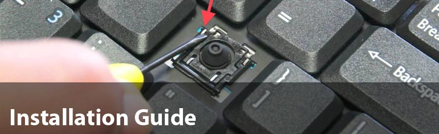 Laptop Key Installation Videos