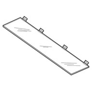 Slatwall Maxi Length Shelves