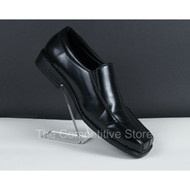 "Acrylic Shoes Display Heel Rest 4""H - Perfect Countertop Display"