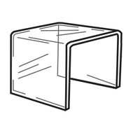"Acrylic Riser, 2"" Square"