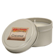 Coconut 4 oz Wild Berry® Brand Candle Tin