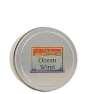 Ocean Wind 4 oz Wild Berry® Brand Candle Tin