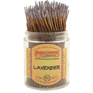 Lavender - Wild Berry® Incense Shorties (24 sticks)