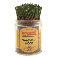 Sandalwood - Wild Berry® Incense Shorties