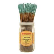Carmen Miranda's Hat™ - 10 Wild Berry® Incense sticks